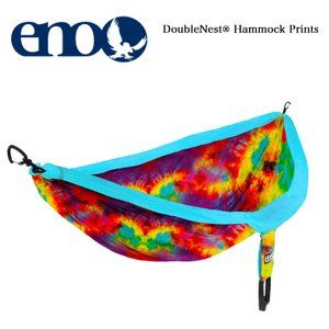 ENO DoubleNest Hammock Prints ハンモック|days-camp