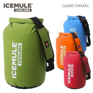 ソフトクーラー ICEMULE アイスミュール クラシッククーラー L|days-camp