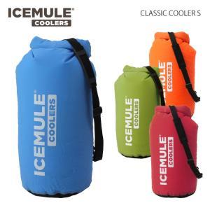 ソフトクーラー ICEMULE アイスミュール クラシッククーラー S|days-camp