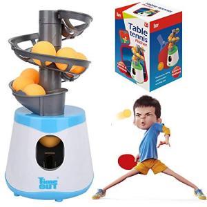 子供の練習卓球台へ置くだけ、自動卓球練習ロボット 一人で練習できる卓球マシン アイポンプロ 卓球用品 Pingp days-of-magic