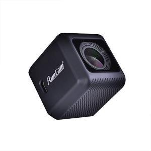 Runcam 5 HDアクションカメラ 4K 4:3 /16:9 60fps 超軽量 低遅延 QRコ...
