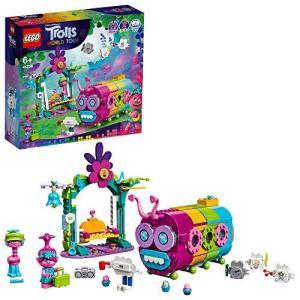 レゴ(LEGO) トロールズ ゆかいな虹色の毛虫バス 41256|days-of-magic