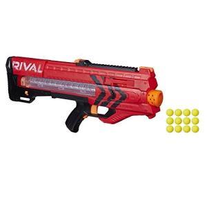 おもちゃ Nerf ナーフ Rival Zeus MXV-1200 Blaster (Red) [並行輸入品] days-of-magic