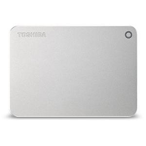 TOSHIBA CANVIO PREMIUM ポータブルハードディスク 3TB USB3.0接続 シ...