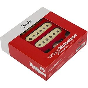 Fender フェンダー Vintage Noiseless Strat Set of 3 ストラト...
