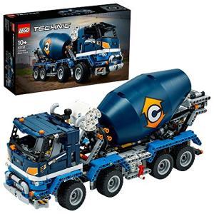 レゴ(LEGO) テクニック コンクリートミキサー車 42112|days-of-magic