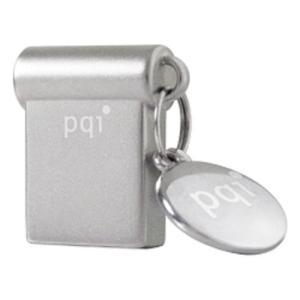 PQI JAPAN USB3.0対応フラッシュメディア i-miniシリーズ マットシルバー 16GB 永久保証 6831-016GR1|days-of-magic