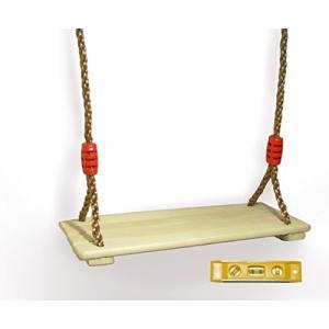 TRAVEL CAT 木製 ブランコ DIY 手作り 家庭用 室内 野外 水平器 セット days-of-magic
