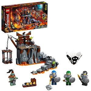 レゴ(LEGO) ニンジャゴー 挑め!魔界ダンジョンの道 71717|days-of-magic