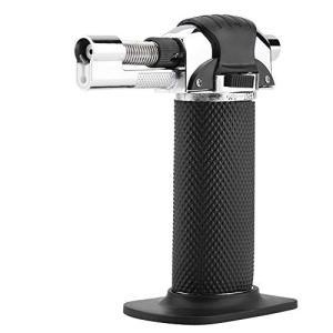 このガスライターは頑丈で耐久性のある、高品質の亜鉛合金製です。 ポータブル&便利で、ミニサイズと軽量...