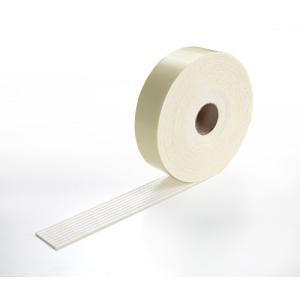 サンコー ズレない 安心 滑り止めテープ カーペット マット 用 4cm10m おくだけ吸着 日本製 KJ-77|days-of-magic