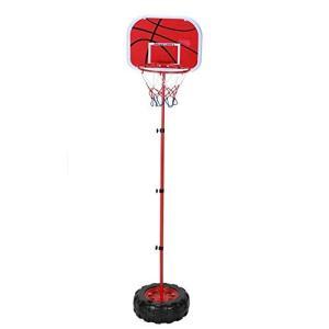 バスケットボール ゴールスタンド 1.52m バスケットボールスタンド 調整可能 水/砂注入式 室内外 玩具 スポーツ days-of-magic