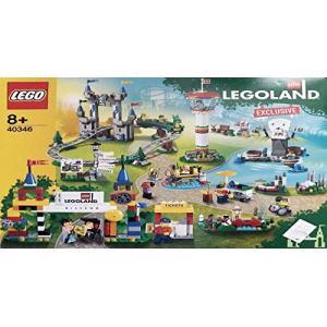 LEGO レゴ レゴランドパーク 40346 LEGOLAND Park レゴランド限定|days-of-magic