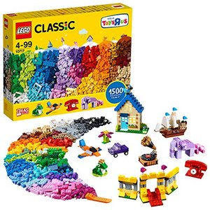 LEGO クラシック10717 ブロック ブロック ブロック 1500ピースセット|days-of-magic