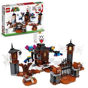 レゴ(LEGO) スーパーマリオ バサバサ と キングテレサ の やしき チャレンジ 71377|days-of-magic