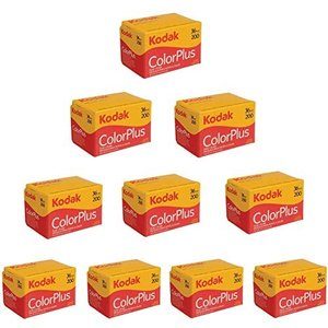 Kodak Color Plus 200 35mm 36枚撮 10本セット [並行輸入品] 家電&カ...