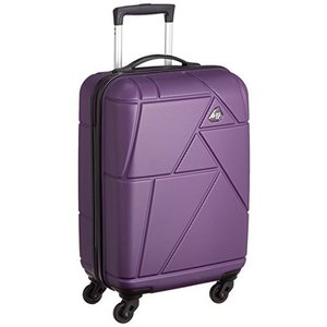 [カメレオン] スーツケース キャリーケース 保証付 35L 57 cm 2.8kg VERONA 57cm パープル|days-of-magic