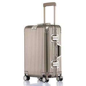 ビルガセ(Vilgazz) キャリーケース アルミ・マグネシウム合金ボディ スーツケース キャリーバッグ 機内持込 静音|days-of-magic