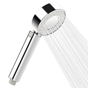 シャワーヘッド 節水 KIMEI 高水圧 強力シャワーヘッド 両面出水 三段階調整 低水圧増圧 軽量 極細水流 ボディソ|days-of-magic