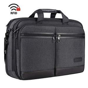 KROSER ビジネスバッグ メンズ 17.3インチPC対応 ノートパソコンバッグ pcバッグ 大容量 pcカバン ショルダーバッグ|days-of-magic