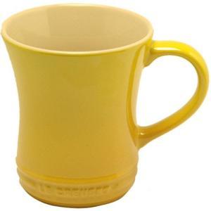 ルクルーゼ ストーンウェア マグカップ Sサイズ ディジョンイエロー 910072-01-DY 電子レンジ・オーブン対応 |days