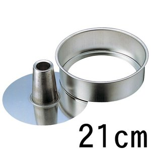 ブリキ デコレーション型 管付 21cm days