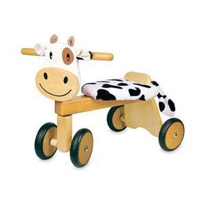 アイムトイ 子供用おもちゃ モーモーバイク IM-80004|days