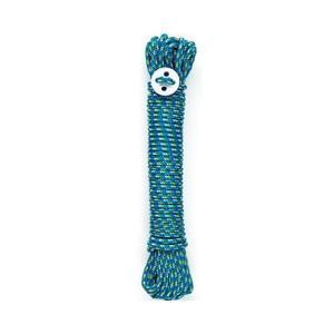 [P]ハグハグ ランドリー 洗濯ロープ ランドリーロープ 10m 4mm ブルー HG-105|days