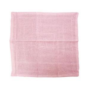 オカ 布巾 Ag+ イヤなニオイのしない ガーゼふきん 約42×42cm ピンク|days