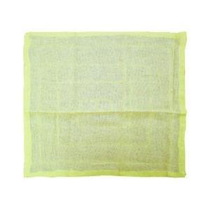 オカ 布巾 Ag+ イヤなニオイのしない ガーゼふきん 約42×42cm グリーン|days
