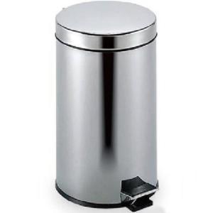 テラモト ペダル式ゴミ箱 ペダルボックス 12L DS-238-512-0 |days