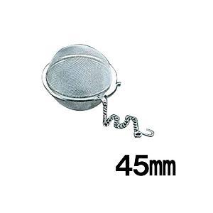18-8ボール茶こし 45mm|days