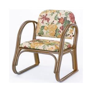 今枝商店 籐製 らくらく 便利 座椅子 ハイタイプ S109B|days