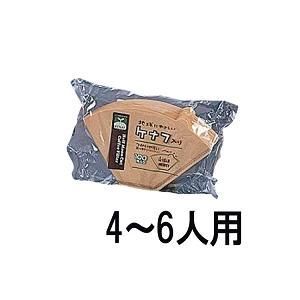 ケナフ コーヒーフィルター 4〜6人用 100枚入|days
