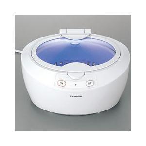 ツインバード 超音波洗浄器 ホワイト EC-4518W|days