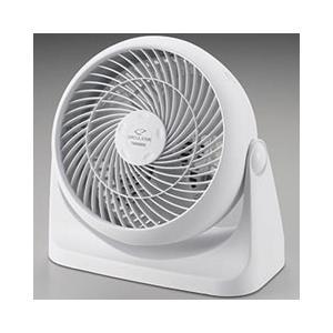 ツインバード 空気循環機 サーキュレーター ホワイト KJ-4781W|days