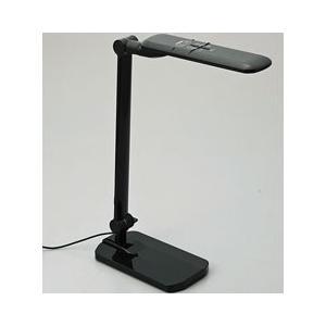 ツインバード 照明 デスクライト LEDライト ブラック LE-H618B days
