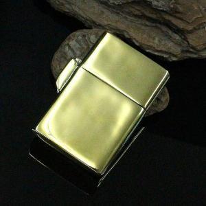 【素材】 ■カバー:ブラス(真鍮) ■ライター:Zippo社製オイルライター  【仕様】 ■サイズ:...