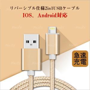 商品名:ia-usb-cable カラー:ゴールド シルバー ブラック ローズゴールド 長さ:1.0...