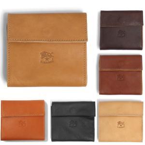 IL BISONTE イルビゾンテ 小銭入れ付き二つ折りレザー財布 C0455 ILBISONTE daytripper