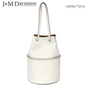 J&M DAVIDSON ジェイアンドエム デヴィッドソン ミニデイジーウィズスタッズ MINI DAISY WITH STUDS 1428n/7314 カーフレザー ショルダーバッグ|daytripper