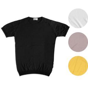 JOHN SMEDLEY ジョンスメドレー BELDEN メンズクルーネックニットシャツ ベルデン|daytripper