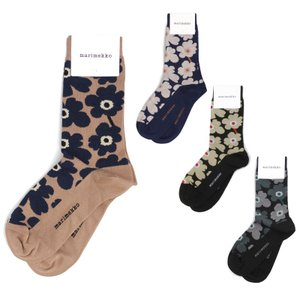 (marimekko) マリメッコ ウニッコ ソックス UNIKKO HIETA SOCKS おしゃれ靴下 レディース メンズ プレゼントにも|daytripper