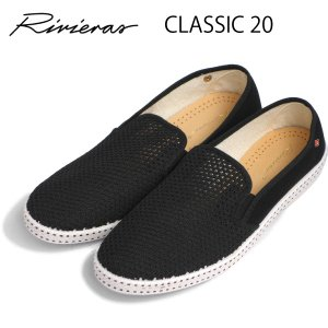 RIVIERAS スリッポン メンズ CLASSIC 20 クラシック20 フラット リビエラ リヴィエラ エスパドリーユ|daytripper