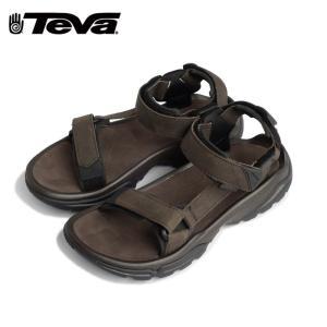 TEVA テバ テラファイ4レザー Terra Fi 4 Leather アウトドアサンダル メンズ  スパイダーラバー搭載モデル Spider Rubber スポーツ サンダル ビーチサンダル|daytripper