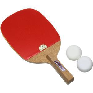 1558 KOKUTAKU(コクタク) 卓球ラケット ビッグスター1200PS ペン タイプ ラバー張り上げ済  dazzle-sp