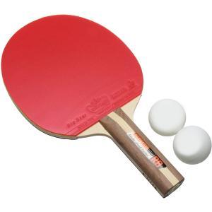 1568 KOKUTAKU(コクタク) 卓球ラケット ビッグスター1500PS シェーク タイプ ラバー張り上げ済  dazzle-sp