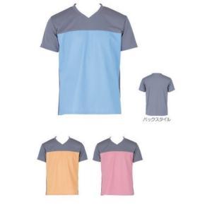 403340 入浴介護 Tシャツ サイズ/M・L・LL(男女兼用) メーカー取り寄せ 受注後在庫の有無連絡します|dazzle-sp