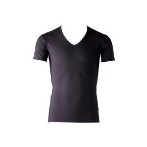 403574 Hot SHIRTS Vネック半袖 メンズ カラー/ブラック サイズ/M・L・LL メーカー取り寄せ 受注後在庫の有無連絡します|dazzle-sp