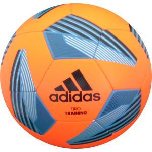 AF4884OR サッカーボール TIRO トレーニング4号球 カラー/オレンジ色 対象/小学校用 検定球|dazzle-sp
